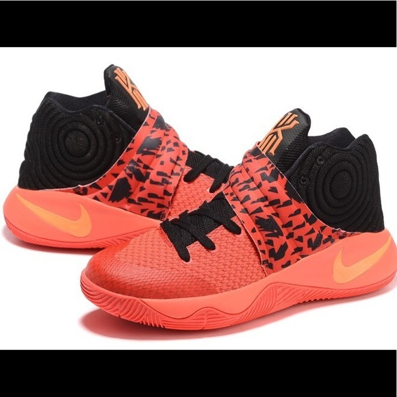 the latest f52f9 c583a Nike Kyrie Irving 2 Inferno Basketball Sneakers